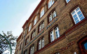 Umbau Verwaltungsakademie