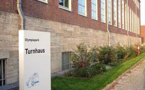 Umbau Turnhaus Olympiapark