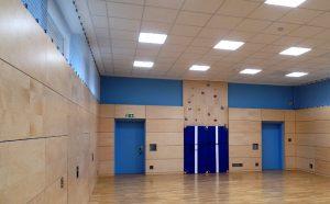 Einbau Sport- und Bewegungsraum