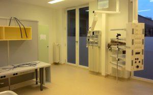 Umbau Endoskopie
