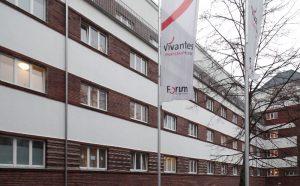 Fassadensanierung Pflegeheim