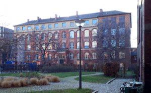 Sanierung Laborgebäude