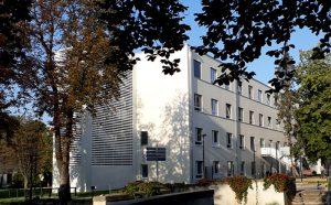 Neubau Modulgebäude