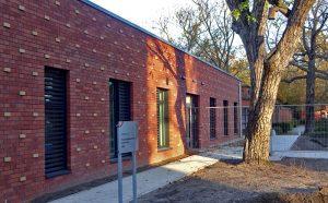 Neubau Sozialpädiatrisches Zentrum