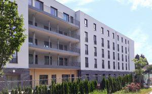 Neubau Pflegeheim